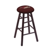 Stool with Arizona Coyotes Logo Seat by Holland Bar Stool Co.