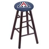 Stool with Arizona Logo Seat by Holland Bar Stool Co.