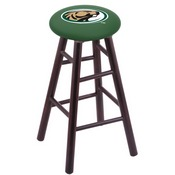 Stool with Bemidji State Logo Seat by Holland Bar Stool Co.