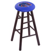 Stool with Boise State Logo Seat by Holland Bar Stool Co.