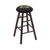 Stool with Boston Bruins Logo Seat by Holland Bar Stool Co.