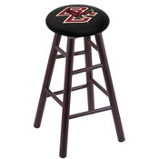 Stool with Boston College Logo Seat by Holland Bar Stool Co.