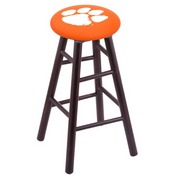 Stool with Clemson Logo Seat by Holland Bar Stool Co.