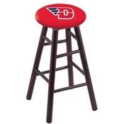 Stool with University of Dayton Logo Seat by Holland Bar Stool Co.