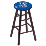 Stool with Eastern Illinois Logo Seat by Holland Bar Stool Co.