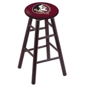 Stool with Florida State (Head) Logo Seat by Holland Bar Stool Co.