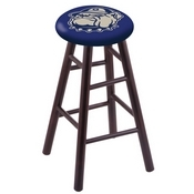 Stool with Georgetown Logo Seat by Holland Bar Stool Co.