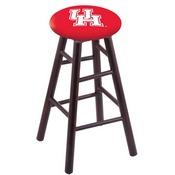 Stool with Houston Logo Seat by Holland Bar Stool Co.