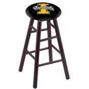 Stool with Idaho Logo Seat by Holland Bar Stool Co.