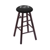Stool with Los Angeles Kings Logo Seat by Holland Bar Stool Co.