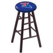 Stool with Louisiana Tech Logo Seat by Holland Bar Stool Co.