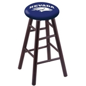 Stool with Nevada Logo Seat by Holland Bar Stool Co.