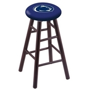 Stool with Penn State Logo Seat by Holland Bar Stool Co.