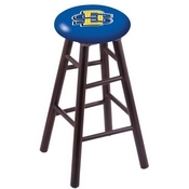 Stool with South Dakota State Logo Seat by Holland Bar Stool Co.