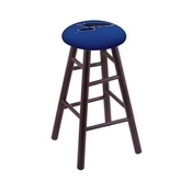 Stool with St Louis Blues Logo Seat by Holland Bar Stool Co.