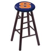 Stool with Syracuse Logo Seat by Holland Bar Stool Co.