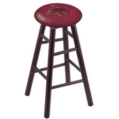 Stool with Texas State Logo Seat by Holland Bar Stool Co.