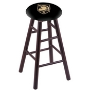 Stool with US Military Academy (ARMY) Logo Seat by Holland Bar Stool Co.