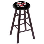 Stool with Valdosta State Logo Seat by Holland Bar Stool Co.