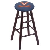 Stool with Virginia Logo Seat by Holland Bar Stool Co.