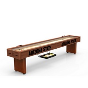Arizona State 12' Shuffleboard Table By Holland Bar Stool Co.
