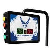 U.S. Air Force Electronic Shuffleboard Scoring Unit By Holland Bar Stool Co.