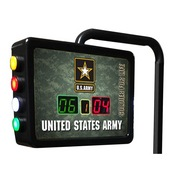 U.S. Army Electronic Shuffleboard Scoring Unit By Holland Bar Stool Co.