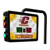 Central Michigan Electronic Shuffleboard Scoring Unit By Holland Bar Stool Co.