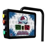 Colorado Avalanche Electronic Shuffleboard Scoring Unit By Holland Bar Stool Co.