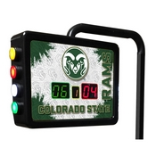 Colorado State Electronic Shuffleboard Scoring Unit By Holland Bar Stool Co.