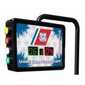 U.S. Coast Guard Electronic Shuffleboard Scoring Unit By Holland Bar Stool Co.