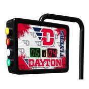 University Of Dayton Electronic Shuffleboard Scoring Unit By Holland Bar Stool Co.