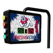 Fresno State Electronic Shuffleboard Scoring Unit By Holland Bar Stool Co.