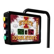 Iowa State Electronic Shuffleboard Scoring Unit By Holland Bar Stool Co.