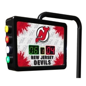 New Jersey Devils Electronic Shuffleboard Scoring Unit By Holland Bar Stool Co.