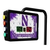 Northwestern Electronic Shuffleboard Scoring Unit By Holland Bar Stool Co.