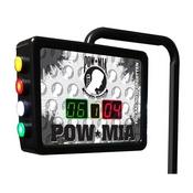 Pow/Mia Electronic Shuffleboard Scoring Unit By Holland Bar Stool Co.