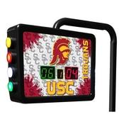 Usc Trojans Electronic Shuffleboard Scoring Unit By Holland Bar Stool Co.