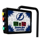 Tampa Bay Lightning Electronic Shuffleboard Scoring Unit By Holland Bar Stool Co.