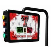 Texas Tech Electronic Shuffleboard Scoring Unit By Holland Bar Stool Co.
