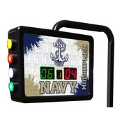 Us Naval Academy (Navy) Electronic Shuffleboard Scoring Unit By Holland Bar Stool Co.