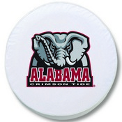 Alabama Elephant Tire Cover