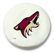 Arizona Coyotes Tire Cover