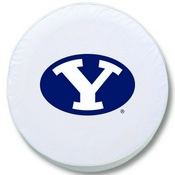 Brigham Young Tire Cover