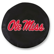 Ole' Miss Tire Cover