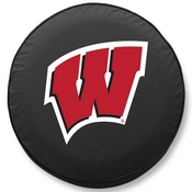 Wisconsin W Tire Cover