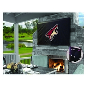 Arizona Coyotes TV Cover by HBS