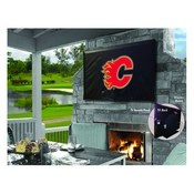 Calgary Flames TV Cover by HBS