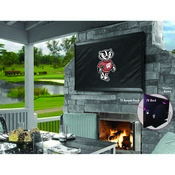 Wisconsin Badger TV Cover by HBS