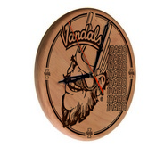 Idaho Laser Engraved Wood Clock by the Holland Bar Stool Co.